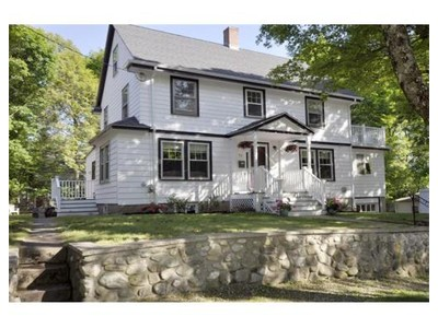 Single Family for sales at 96 Churchill Avenue  Arlington, Massachusetts 02476 United States