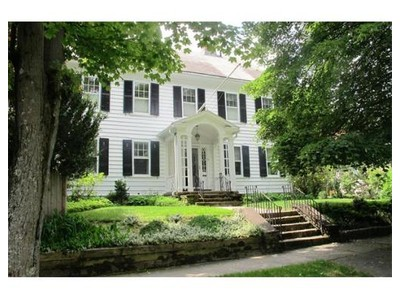 Single Family for sales at 3 Wheeler Avenue  Worcester, Massachusetts 01609 United States