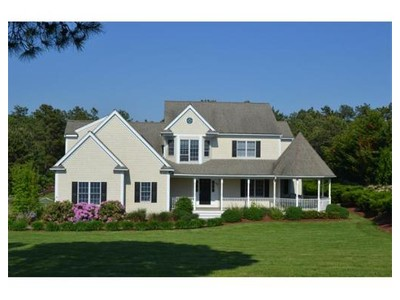 Single Family for sales at 23 Gemini Rd  Mashpee, Massachusetts 02649 United States