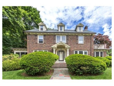 Single Family for sales at 252 Common  Street  Belmont, Massachusetts 02478 United States