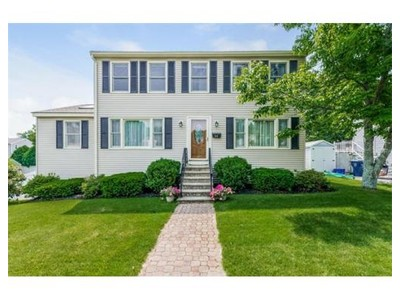Single Family for sales at 34 Crestwood Cir  Lawrence, Massachusetts 01843 United States