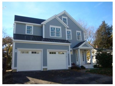 Single Family for sales at 158 Wompatuck Road  Hingham, Massachusetts 02043 United States