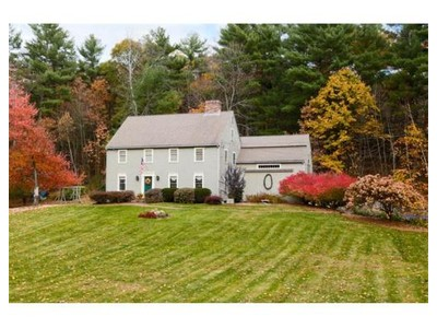 Single Family for sales at 77 Vaughn Hill Road  Bolton, Massachusetts 01740 United States