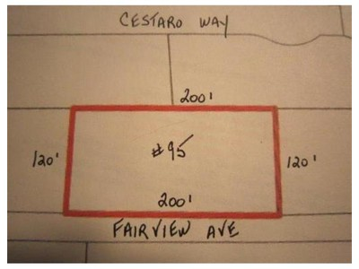 Land for sales at 95 Fairview Ave  Eastham, Massachusetts 02642 United States