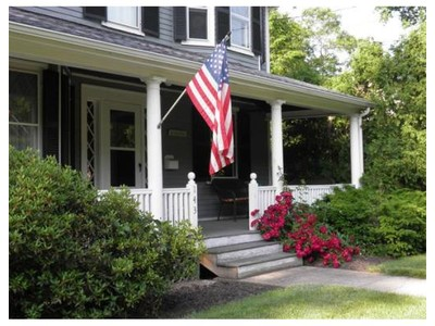 Single Family for sales at 143 South Street  Hingham, Massachusetts 02043 United States