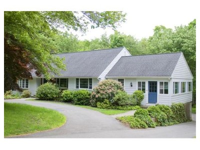 Single Family for sales at 36 Rustic Dr.  Cohasset, Massachusetts 02025 United States