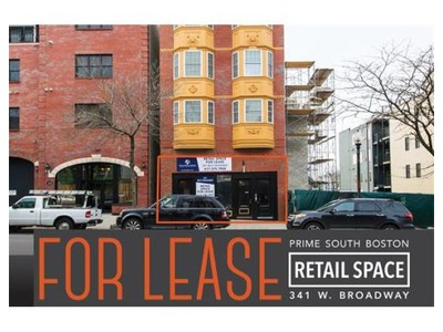 Commercial for sales at 341 West Broadway  Boston, Massachusetts 02127 United States