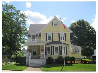 Single Family for sales at 22 Chilton Rd  Boston, Massachusetts 02132 United States