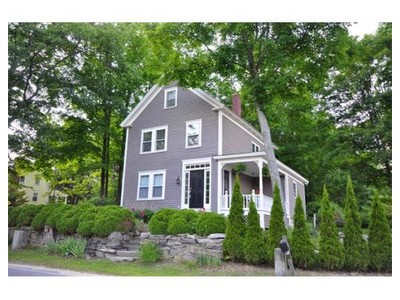 Single Family for sales at 23 Wattaquadock Hill Rd  Bolton, Massachusetts 01740 United States