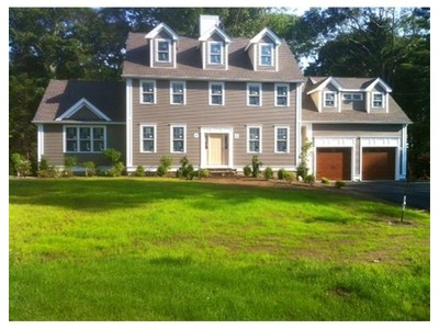 Single Family for sales at 4 Cushing Rd  Scituate, Massachusetts 02066 United States