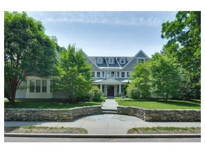 Single Family for sales at 235 Highland Street  Newton, Massachusetts 02465 United States