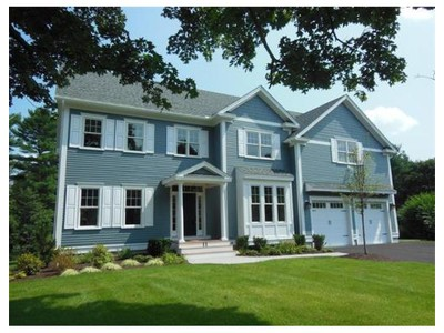 Single Family for sales at 11 Notre Dame Road  Bedford, Massachusetts 01730 United States