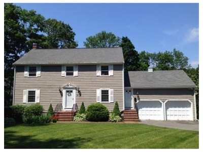 Single Family for sales at 55 Park Ave  Wellesley, Massachusetts 02481 United States