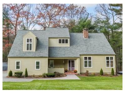 Single Family for sales at 104 Quaker Lane  Bolton, Massachusetts 01740 United States