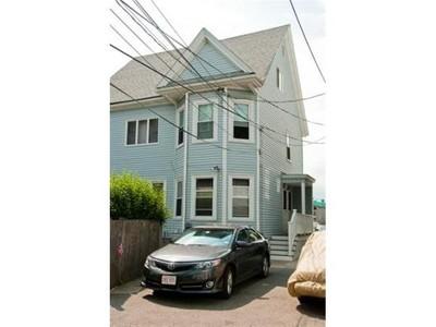 Multi Family for sales at 6-8 Cutter Park  Somerville, Massachusetts 02144 United States