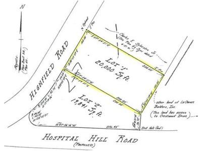 Land for sales at Lot 1 Highfield Road  Gardner, Massachusetts 01440 United States