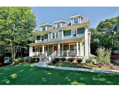 Co-op / Condo for sales at 56 Waverley Ave  Newton, Massachusetts 02458 United States