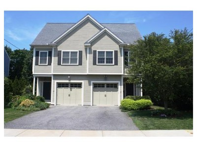 Single Family for sales at 74-2 Park Street  Arlington, Massachusetts 02474 United States