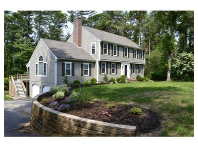 Single Family for sales at 12 Village Way  Duxbury, Massachusetts 02332 United States