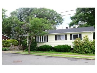 Single Family for sales at 77 Leighton Rd  Boston, Massachusetts 02136 United States