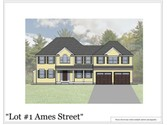 Single Family for sales at 186 Ames Street  Sharon,  02067 United States