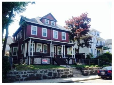 Single Family for sales at 6 Nottingham St  Boston, Massachusetts 02121 United States