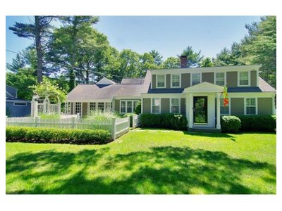 Single Family for sales at 118 Bay View Rd  Duxbury, Massachusetts 02332 United States