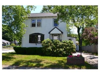 Single Family for sales at 116 Colburn Street  Dedham, Massachusetts 02026 United States