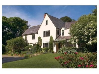 Single Family for sales at 290 Warren St  Brookline, Massachusetts 02445 United States