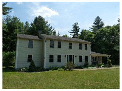 Single Family for sales at 88 Oxbow Rd  Charlton, Massachusetts 01507 United States