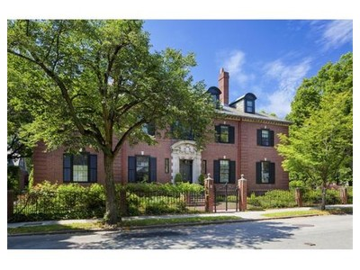 Single Family for sales at 22 Worthington Rd  Brookline, Massachusetts 02446 United States