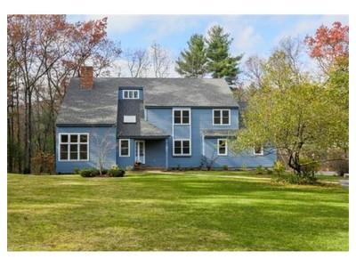 Single Family for sales at 102 Quaker Lane  Bolton, Massachusetts 01740 United States