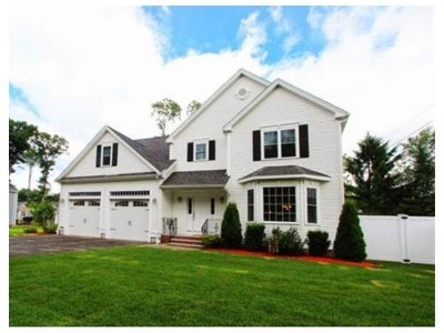 Single Family for sales at 59 Wildwood Dr  Dedham, Massachusetts 02026 United States