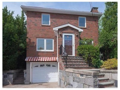 Single Family for sales at 19 Crosstown Ave  Boston, Massachusetts 02132 United States