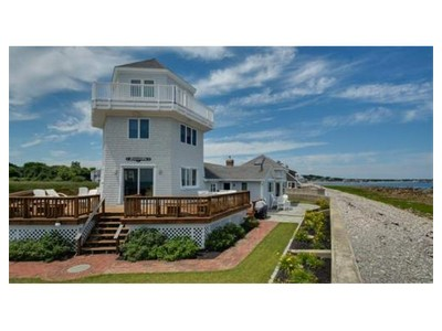Single Family for sales at 25 Brewster Avenue  Scituate, Massachusetts 02066 United States