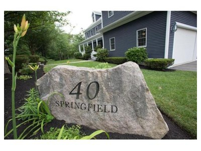 Single Family for sales at 40 Springfield St  Quincy, Massachusetts 02169 United States