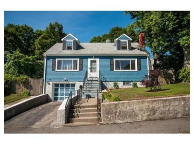 Single Family for sales at 7 Maynard St  Boston, Massachusetts 02131 United States