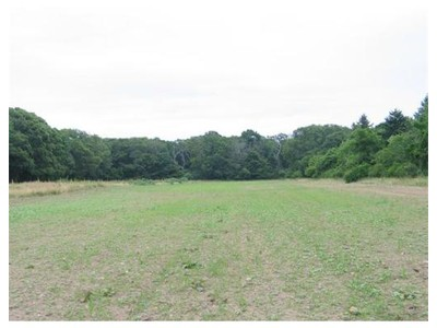 Land for sales at 694 Old County Rd  West Tisbury, Massachusetts 02575 United States