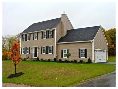 Single Family for sales at Lot 1 Sycamore Lane  Blackstone, Massachusetts 01504 United States