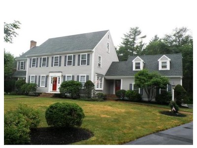 Single Family for sales at 162 Patricia Dr  Abington, Massachusetts 02351 United States