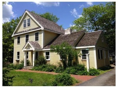 Single Family for sales at 556 Everett Street  Westwood, Massachusetts 02090 United States