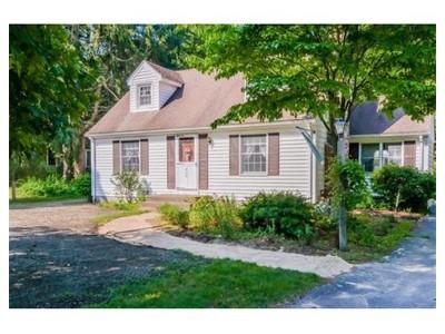 Single Family for sales at 269 Slater Street  Attleboro, Massachusetts 02703 United States