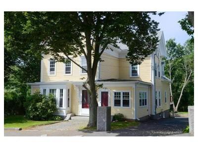 Single Family for sales at 168 Granite Street  Rockport, Massachusetts 01966 United States