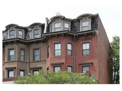 Condominium for  at 429 Columbus Avenue #2  Boston, Massachusetts 02116 United States