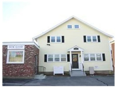 Commercial / Industrial for sales at 10 Oak St  Needham, Massachusetts 02492 United States