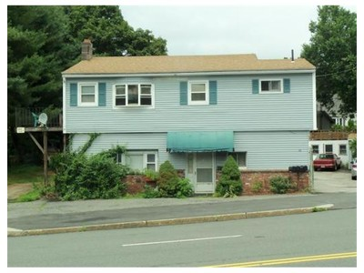 Multi Family for sales at 28 W Mountain St  Worcester, Massachusetts 01606 United States
