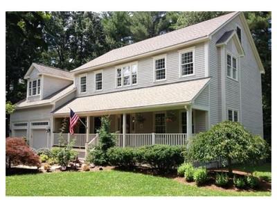Single Family for sales at 3 Hazelnut  Acton, Massachusetts 01720 United States