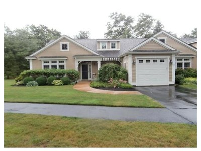 Single Family for sales at 513 Winterberry Lane, # 513  Duxbury, Massachusetts 02332 United States