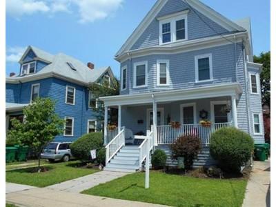 Single Family for sales at 28 Boston Ave  Medford, Massachusetts 02155 United States