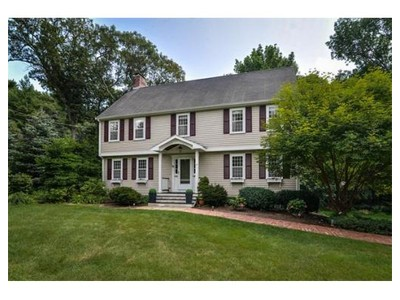 Single Family for sales at 37 Knollwood Dr  Dover, Massachusetts 02030 United States